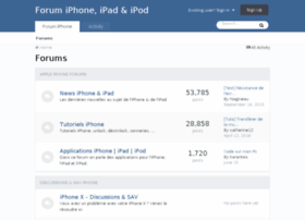 forum-iphone.fr