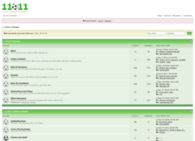 forum.11x11.com