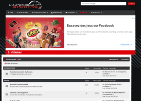 forum.automobile-sportive.com