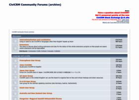 forum.civicrm.org