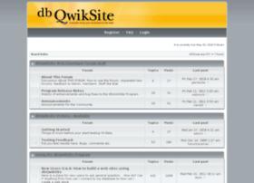forum.dbqwiksite.com