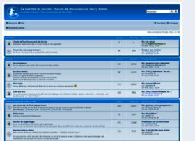 forum.gazette-du-sorcier.com