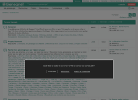 forum.geneanet.org