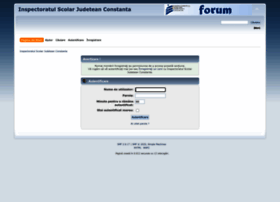 Forum.isjcta.ro