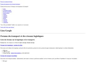 forum.logistiqueconseil.org
