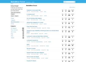 forum.mediaminer.org