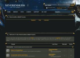 forum.neverendless-wow.com