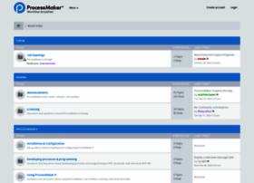 forum.processmaker.com