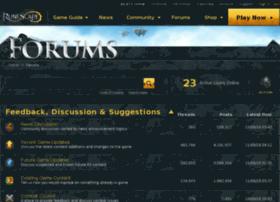 forum.runescape.com