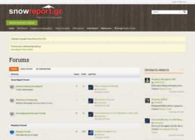 Forum.snowreport.gr