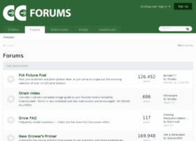 forums.cannabisculture.com