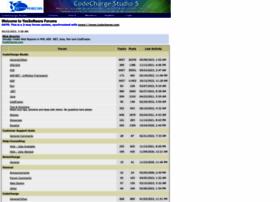 forums.codecharge.com