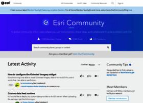 forums.esri.com