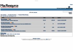 Forums.macresource.com