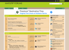 forums.mapletip.com