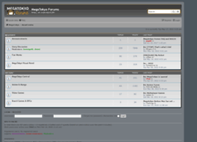 forums.megatokyo.com