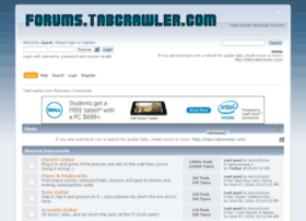 forums.tabcrawler.com