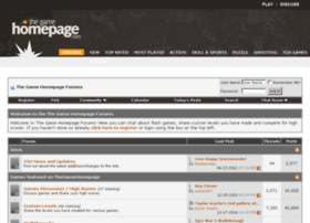 forums.thegamehomepage.com