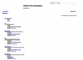 forums.timetrex.com