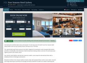 four-seasons-hotel-sydney.h-rez.com