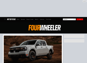 fourwheeler.com