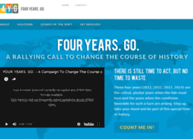 fouryearsgo.org