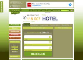 fr.federal-hotel.com