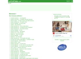 fr.lyrics-copy.com
