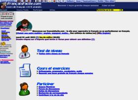 francaisfacile.com