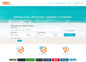 france.holidayautos.com