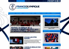 franceolympique.com