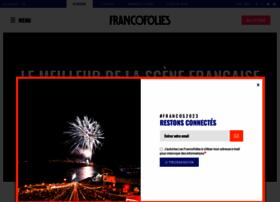 francofolies.fr