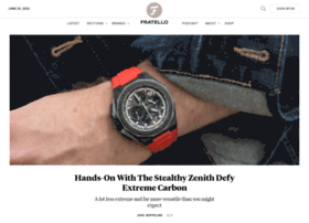 fratellowatches.com