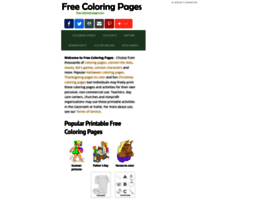 free-coloring-pages.com