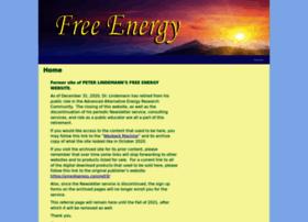 free-energy.ws
