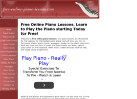 free-online-piano-lessons.com