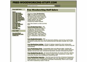 free-woodworking-stuff.com