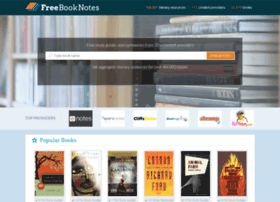 freebooknotes.com