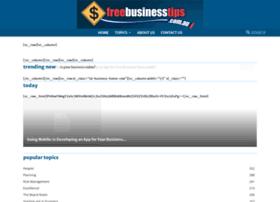 freebusinesstips.com.au