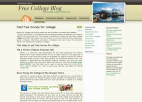 freecollegeblog.com