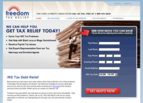 freedomtaxrelief.com