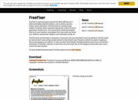 freefixer.com