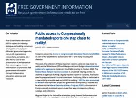 freegovinfo.info