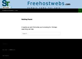 freehostwebs.com