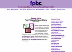 freeprintablebehaviorcharts.com