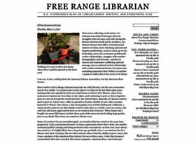 freerangelibrarian.com