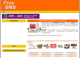 freesms.com.ar