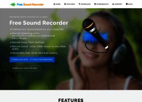 freesoundrecorder.net