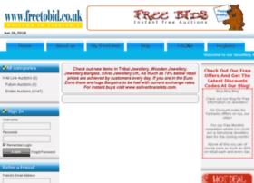 freetobid.co.uk