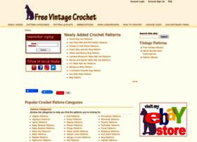 Freevintagecrochet.com
